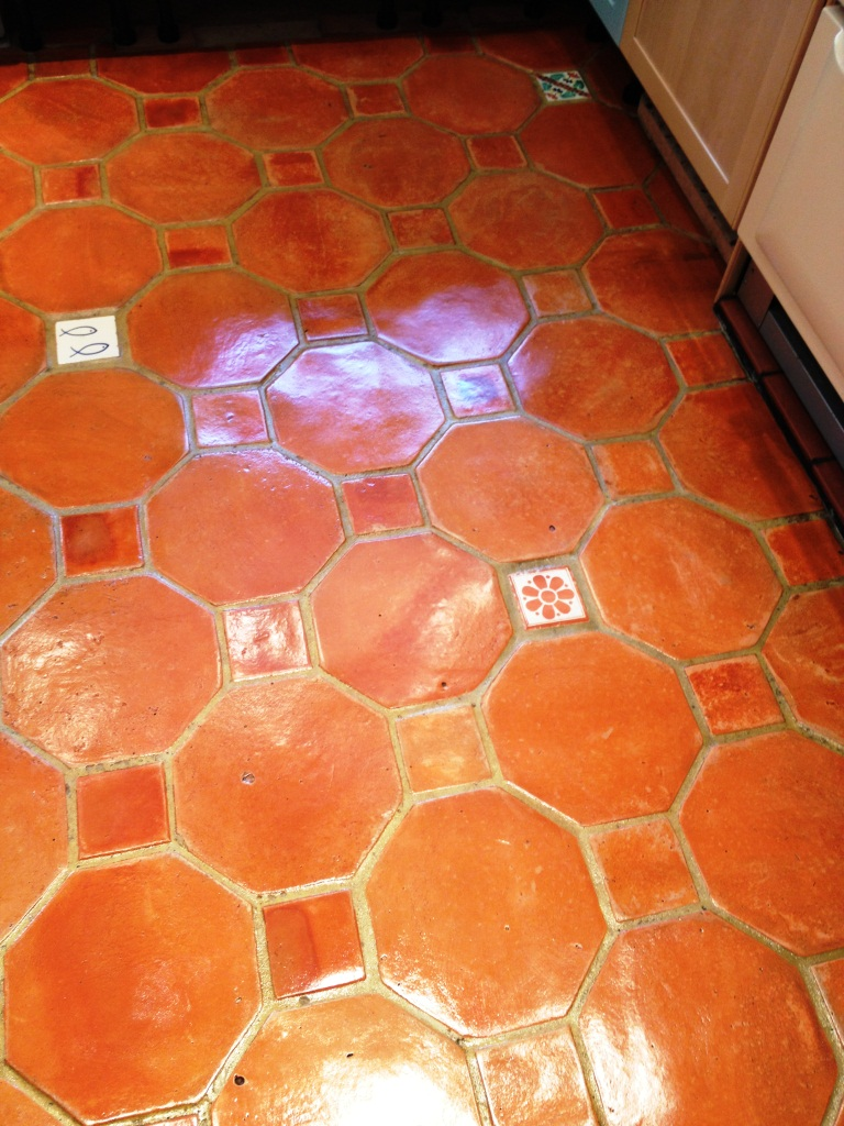 Terracotta Tiles After