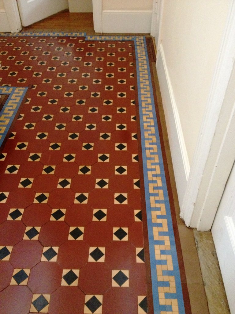 Twickenham Victorian Floor After