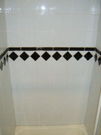 Shower Cubicle After Cleaning