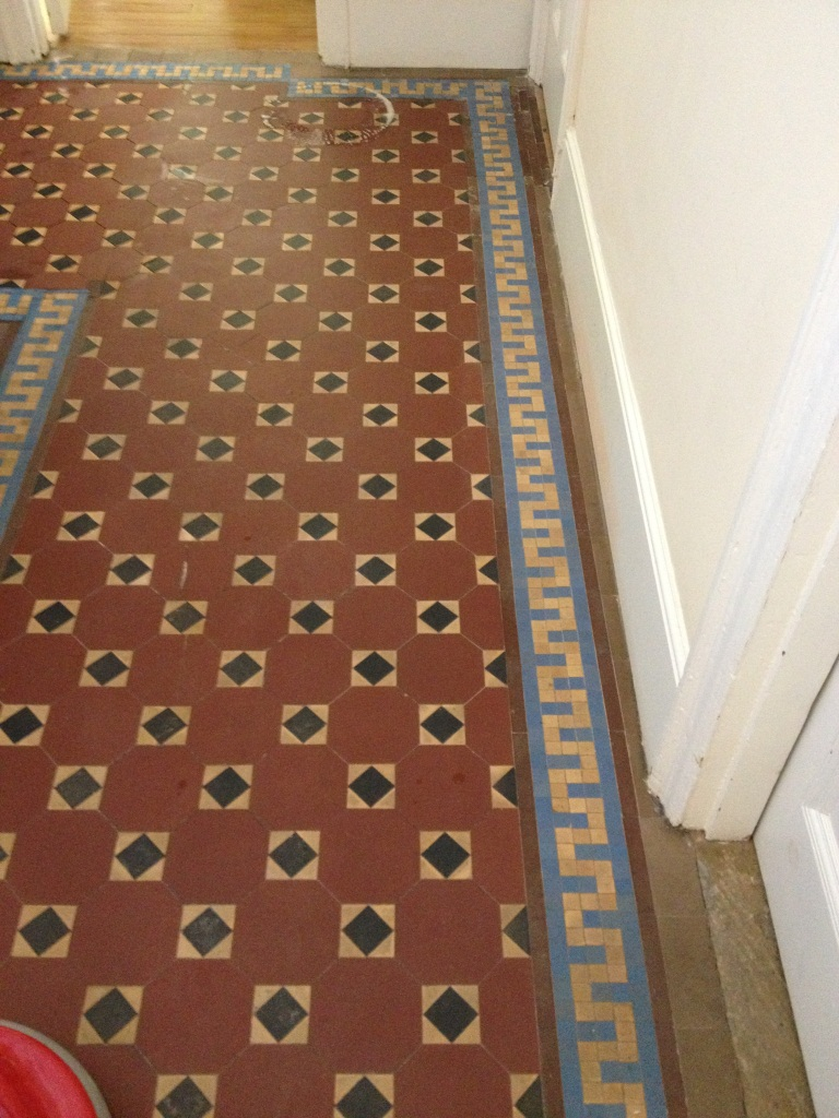 Twickenham Victorian Floor Before